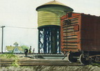 Water Tower - Cleveland Flats