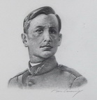 Captain Georges Gunmeyer (Facial Sketch)