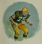 Forest Gregg – Green Bay, Tackle